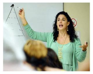 Jonae Teaching